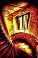 The Red House by RiegersArtistry
