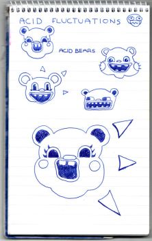 acid bears by chemical-youth