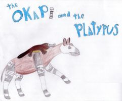 The Okapi and the Platypus by Pyroraptor42