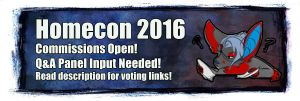 HomeCon 2016 - Input Needed! by Temrin
