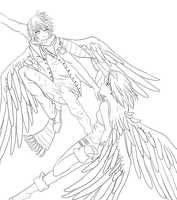 SOSW - lineart by yuna-chicky-yummy
