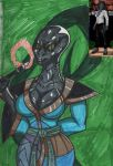 Lovely Lady by The-Argonian-Guy