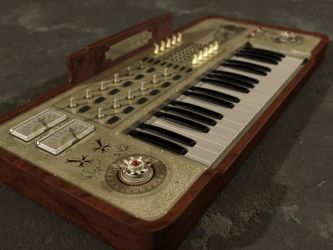 Steampunk Synth 1 by monowaste