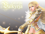Call of the Valkyrja (story cover/wallpaper) by SongstressStarLake