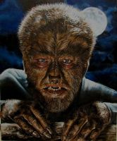 WolfMan by Legrande62