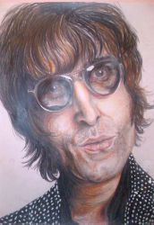 Liam Gallagher by livneeson