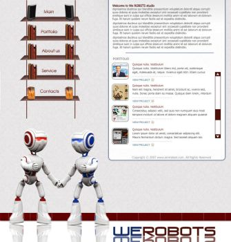 We Robots by amrtalaat