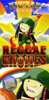 REGGAE GNOMES: Xui'zay Illustration by CauseThought