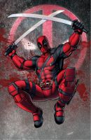 Deadpool by Dan-the-artguy