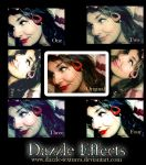 Dazzle Effects by dazzle-textures