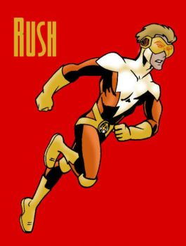 Rush by Joe-Singleton