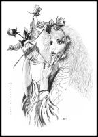 Stevie Nicks-Enchanted by wytherwing