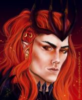 Sauron by Afrit13