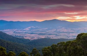 Valley of Smoke by MarkLucey