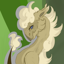 Very Cloud Look-a-Like Mane by Dwagons8