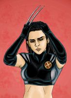 X-23 by Asenath23