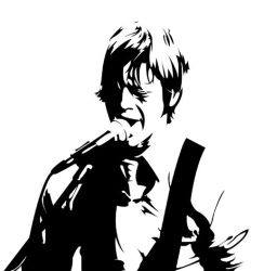 Paul Banks Vector by slowhands