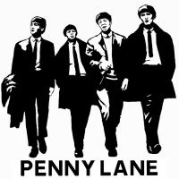 THE BEATLES PENNY LANE by VIRGILE3MBRUNOZZI