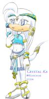Crystal Ka in Color by SonicRose