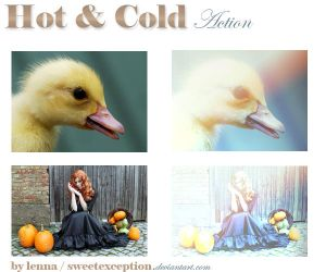 Hot and Cold by sweetexception
