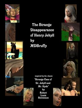 The Strange Disappearence of Henry Jekyll by mdbruffy