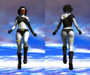Monica Rambeau - CConcept01 by KickAir8P