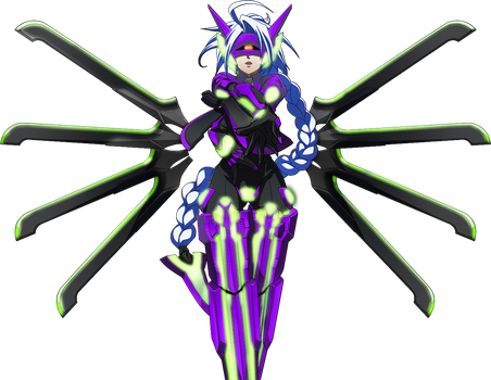 BB CG Recolor: Nu-13 by darkside-ky
