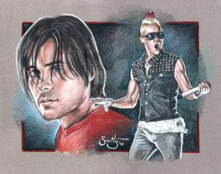 Jared Leto by scotty309
