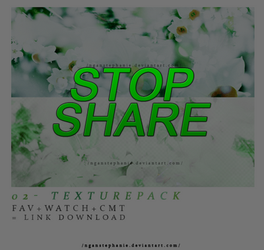 Share- 02 - Texture pack by nganstephanie