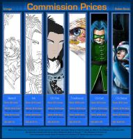 Commission Prices by virago-rs