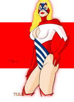 Miss Victory by TULIO19mx