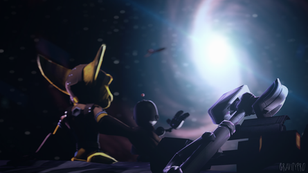 A Pleasant View [Ratchet and Clank SFM, 4k] by GravityPro