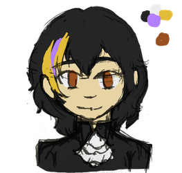OH SHIT WHADDUP- IT'S THE BOY AKIO by FilthyRaccoon