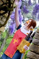 Reaching for Blossom's Beauty | Medli I by PirateHeartbeat