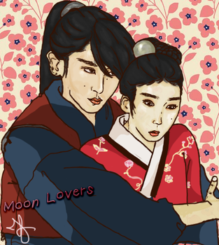 Moon Lovers by choineb