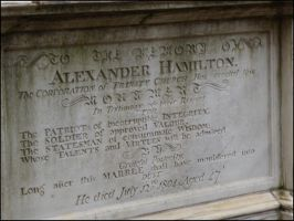 Alexander Hamilton by ImmortalEcstasyDream