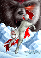 Silver Fang: The Shooting Star by TheCreator17