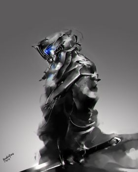 Untold Warrior by benedickbana