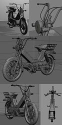 Moped 'Final' by Doubleagent-Bob