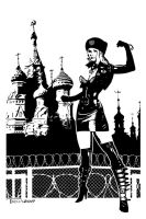 Kolin KGB by Tom Kelly by TomKellyART