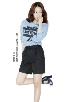 [PNG] Park Shin Hye 03 by CupcakeSwift