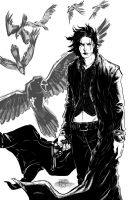 the crow by hobzart