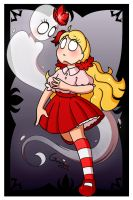 :[Don't Starve] Wendy and Abigail: by Grimmixx