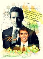 Lee Pace   Ned PushingDaisies by OlgaVPirogova