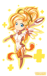 Chibiwatch: Mercy by FluffyDus
