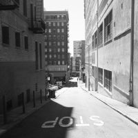 SF Alley by NickBentonArt
