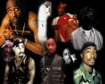 tupac wall by techniques