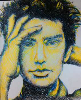 Andrew Garfield by MikiWorld