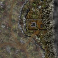 Castle Environs Map 1 by dm142
