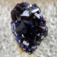 Azurite - Zacatecas, Mexico by bmah